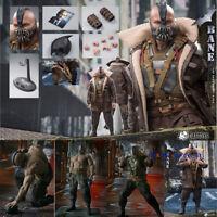 DAFTOYS 1/6 The Batman Bane Head Clothes Suit Fit 12'' TBLeague M35 Body Model