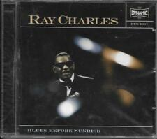CD 15T RAY CHARLES BLUES BEFORE SUNRISE BEST OF 2003 NEUF SCELLE
