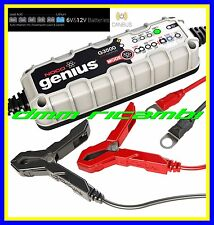 Carica Batterie NOCO GENIUS G3500 2.0 CANBUS MOTO mantenitore 6/12V 3.5A 120AH