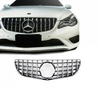 MERCEDES W207 A207 FACELIFT PANAMERICANA AMG GT LOOK GRILLE BLACK 2013-2015
