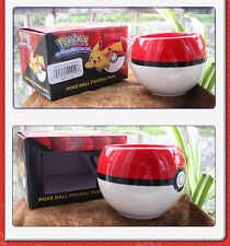 Pokemon GO Poke Ball 3D Figural Handgrip Ceramic Mug Coffee Cup Gifts Boy Girl