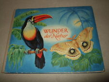 Milagro de la naturaleza-un pedagógica libro de ilustraciones, 1958,ddr, imágenes texto p.