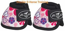 Professional's Choice Secure Fit Overreach bell boots Daisy Flower M Prof Pro