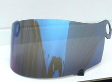 Aftermarket Blue Mirror Suomy Visor Face Shield Extreme Excel Spec 1R Apex