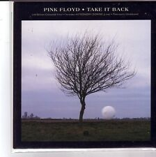 "PINK FLOYD ""Take it Back"" 7 INCH COLORED VINYL LTD RARE"