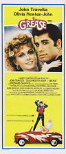 Grease John Travolta movie poster print #31