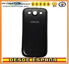 Cover battery Black para Samsung Galaxy S3 i9300 9301 battery carcasa rear