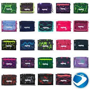 Ergobag Brustbeutel für Cubo und Pack | Geldbörse Kinder Portemonnaie