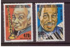 Mali MNH 1984 Airmail ,Jazz Musicians set mint stamps