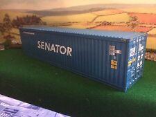 Corgi Modern Trucks Heavy Haulage Senator Container Only 1/50 Code 3