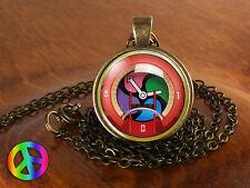 Yokai Yo-Kai Youkai Watch Anime Cosplay Medal Plush Necklace Pendant Jewelry