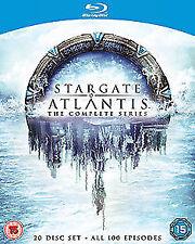 Stargate Atlantis Seasons 1 to 5 Complete Collection Blu-Ray NEW BLU-RAY (416460