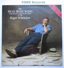 ROGER WHITTAKER - The Skye Boat Song - Excellent Con LP RecordTembo TMB 113