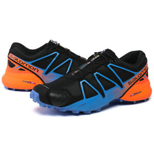 New Men's shoes Breathable Casual Running shoes Outdoors Cross 4 Trainers Shoes