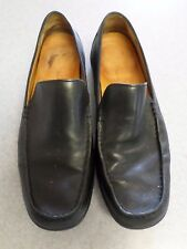 Cole Haan Black Leather Loafers. Men's 10.5 M