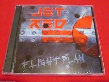 JET RED - FLIGHT PLAN - CD+DVD - SUNCITY RECORDS EDITION - SR035 - 9332933000354
