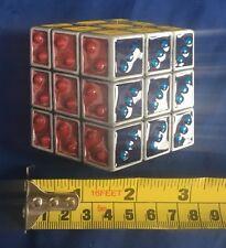 Rubiks Cube Belt Buckle Metal Brand New Unworn Unused