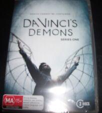 Davinci's Da Vinci's Demons Series / Season One 1 (Australia Region 4) DVD – New