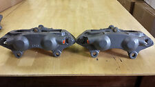 1965-82 rear pr of corvette stainless sleeved calipers NO CORE CHARGE