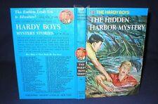 HARDY BOYS~#14-THE HIDDEN HARBOR MYSTERY~1976B-65~HARDCOVER~FRANKLIN W. DIXON