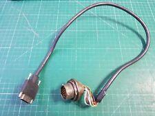 Micro Sub D maschio per connettore circolare militare, EX MOD