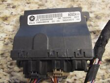 05 - 10 JEEP COMMANDER GRAND CHER. FR. DRIVER LH SIDE DOOR CONTROL MOD. & CABLE!