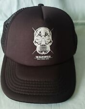 Halloween hat KILLER COFFEE CAP SNAPBACK HAT black