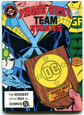Best of DC 69 YEAR'S BEST TEAM STORIES NM 9.4 Blue Ribbon Digest 1986 Batman