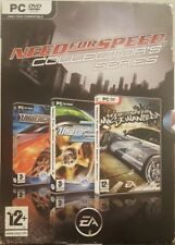 NEED FOR SPEED COLLECTOR'S SERIES PC DVD-ROM RARE DVDROM 2007 CAR COMPUTER GAME
