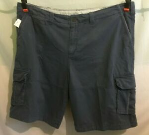 MID BLUE CARGO SHORTS-4XL/44 ALL NEW STOCK JUST IN!! TARGETS-REDUCED PRICE