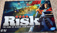Risk Global The Game Of Domination Replacement Parts Pieces 2010 Board Hasbro