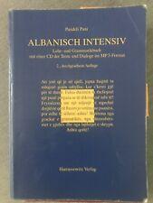 Albanisch Lernen Intensiv