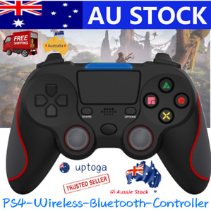 Wireless Controller Bluetooth Game Controller Video Gamepad For PS4 Playstation