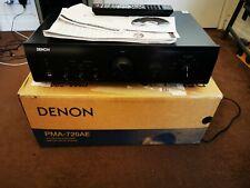 denon pma-720aestereo amplifier