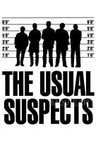 THE USUAL SUSPECTS MOVIE POSTER FILM A4 A3 ART PRINT CINEMA 2