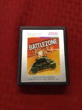 Battlezone Battle Zone ATARI 2600 Video Game System