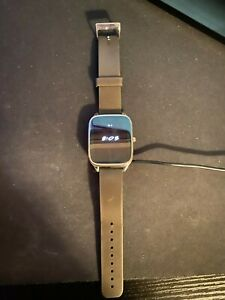 ASUS ZenWatch (WI500Q) Stainless Steel Case Brown Loop - (WI500Q)