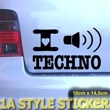I Love Techno minimal Love Techno beats Love música electro Beats Big Love