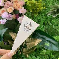 5 EMPTY Confetti/Sweet Cones Kraft White Biodegradable Wedding Party Card Petals