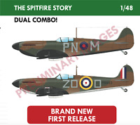 Eduard 1/48 The Spitfire Story Limited Edition Model Kit Pre-Order