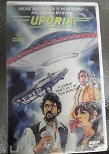 VHS Cult Movie Tape Uforia Comedy Cindy Williams Harry Dean Stanton Fred Ward