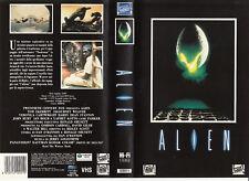 ALIEN (1979) VHS - EX NOLEGGIO