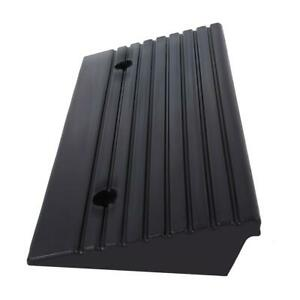 Portable Rubber Curb Ramps Multi-function Portable Lightweight Car Driveway