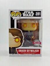 FUNKO POP! STAR WARS: ANAKIN SKYWALKER (DARK SIDE) SPECIAL ED. #281 *UK STOCK*