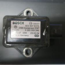 VW Audi Duosensor ESP 8E0907637A von BOSCH