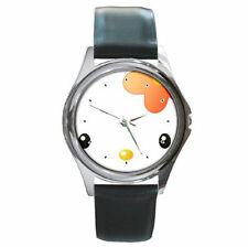 Uber Cute Sanrio Hello kitty face leather watch
