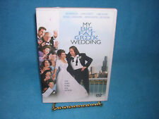 My Big Fat Greek Wedding (DVD, 2003, Widescreen  Full Frame)