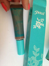 POUT Eyeslick Cream Eyeshadow brown shimmer glimmer BUD 11ml boxed rare  NEW