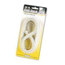 Softalk CORD,HANDSET,MDLR,25ft,AH SOF42215 TELEPHONES & ACCESSORIES NEW