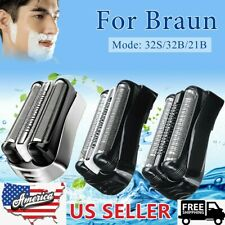 Electric-Shaver Foil Head for Braun Series 3 32b 3090cc 3050cc 3040s Replacement
